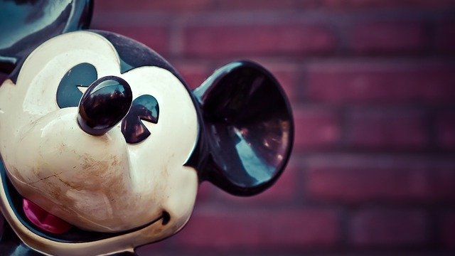 Disney, Mickey Mouse
