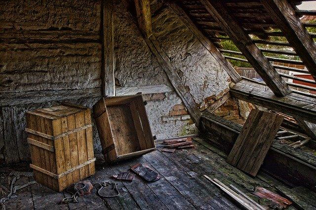 starý krov