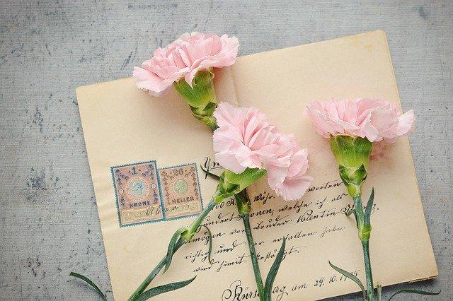 fotografie dopisu